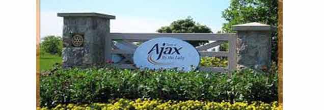 Ajax-Garden-Sign