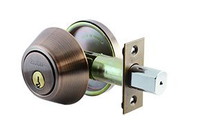 Secure bolt lock system