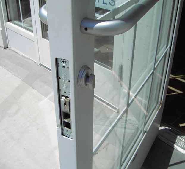 Commercial Door Locks