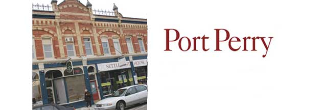 Port-Perry-Downtown